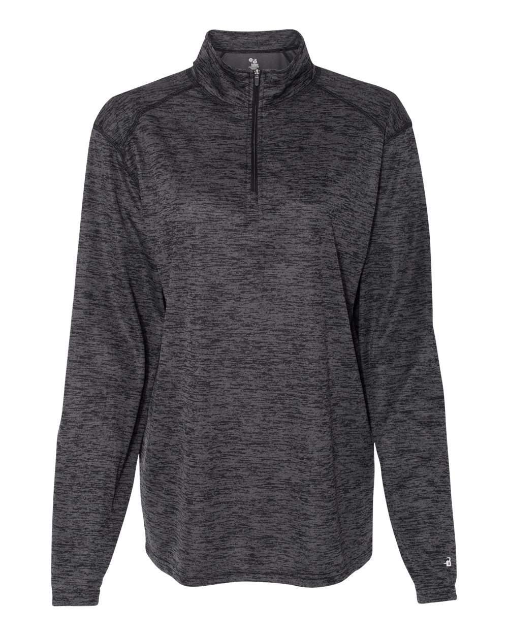 Lightweight Ladies Drifit Quarter Zip