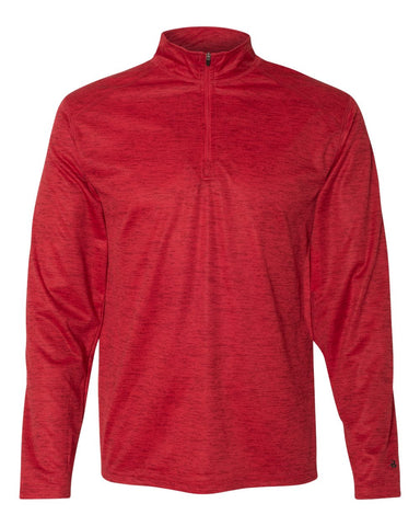 Lightweight Drifit Quarter Zip