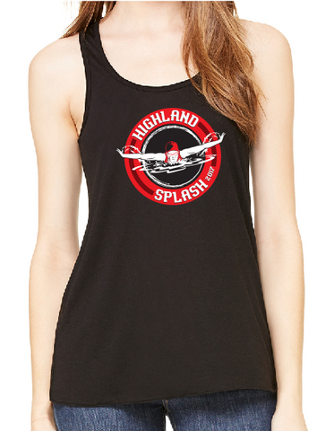 Highland Splash ladies tank