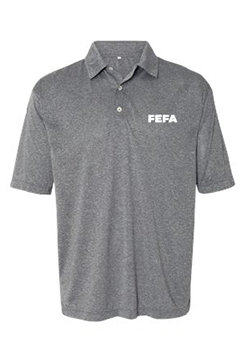 FEFA - Heathered Polo