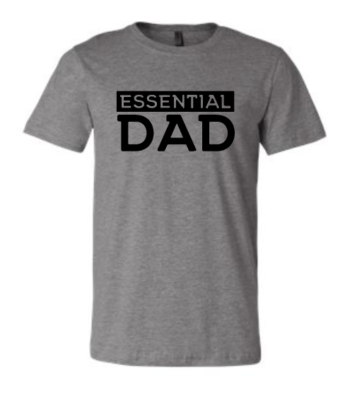 Essential Dad - Short Sleeve Tee