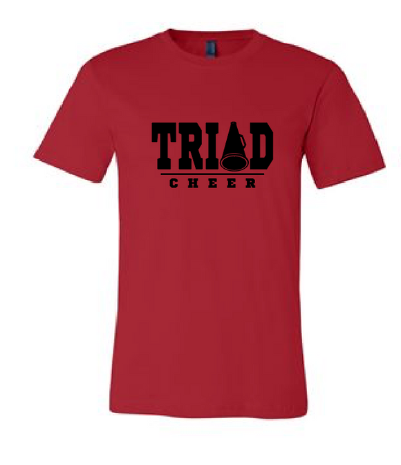 Triad Cheer - Premium Tee