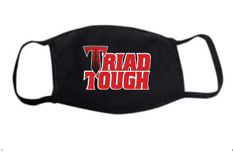 Youth Face Mask - Triad Tough