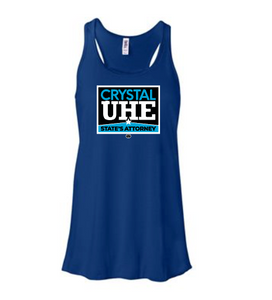Flowy Tank - Crystal Uhe for State's Attorney