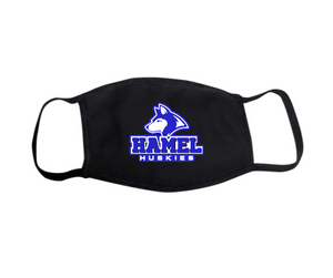Adult Face Mask - Hamel Huskies