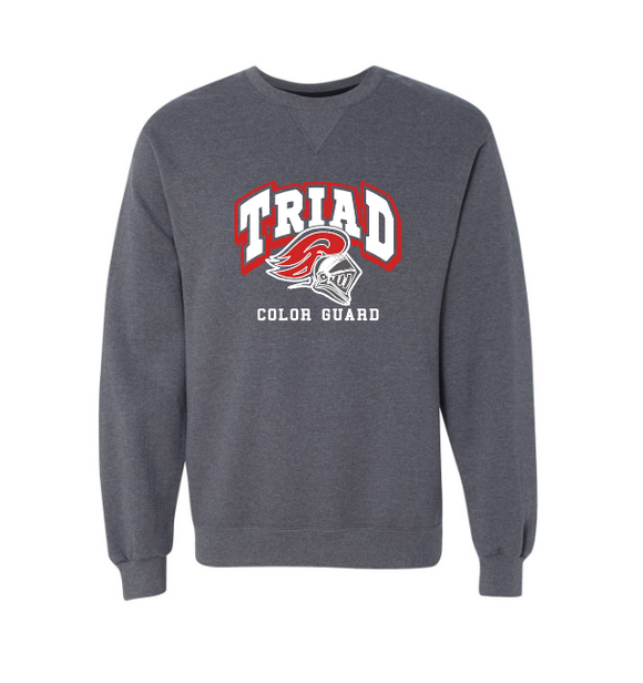 Crewneck - Triad Color Guard