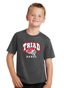 Short Sleeve Tee - Triad Bands
