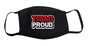 Face Mask - Triad Proud