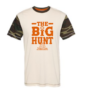 "Short Sleeve Tee - Leaps of Love ""The Big Hunt"""