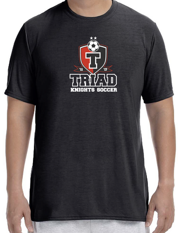 Performance Tee - Triad Soccer State Champs