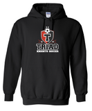 Cotton Hoodie- Triad Soccer State Champs