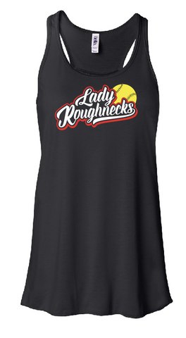 Lady Roughnecks Everglow Flowy Tank