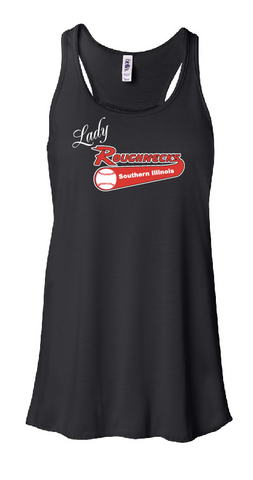 Lady Roughnecks OG Flowy Tank