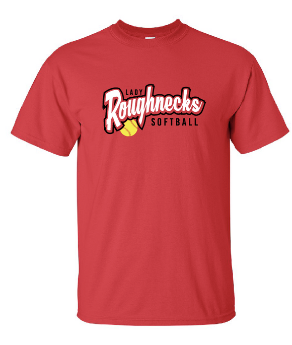 Lady Roughnecks MJ Cotton Tee