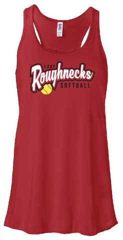 Lady Roughnecks MJ Flowy Tank