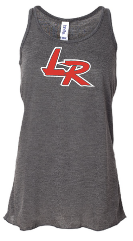 Lady Roughnecks LR Full Front Flowy Tank