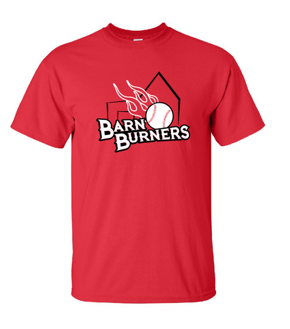 Barn Burners - Cotton Tee