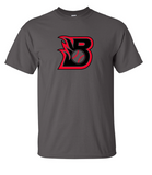 "Barn Burners ""B"" - Cotton Tee"