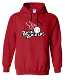 Barn Burners - Cotton Hoodie