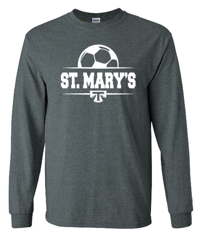 St. Mary's Soccer - Long Sleeve