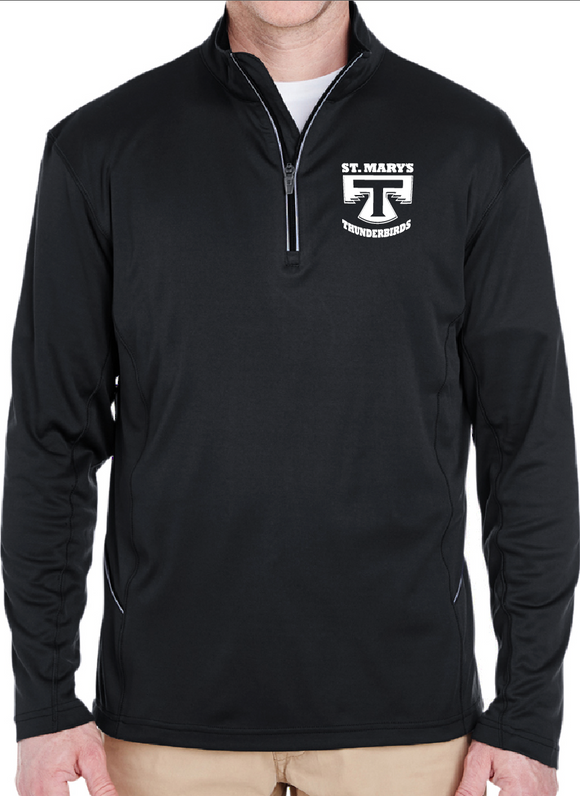 St. Mary's Thunderbirds 1/4 zip