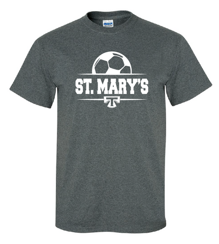 St. Mary's Soccer - Cotton Tee