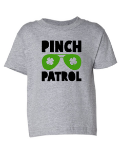 Pinch Patrol Youth Tee