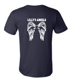 Soft Triblend Tee - Lilly's Angels