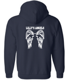 Zip Up Hoodie - Lilly's Angels