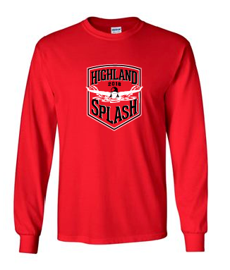 Cotton Long Sleeve - Splash