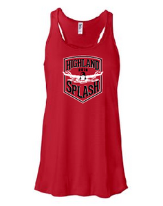 Ladies Tank - Splash