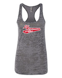 Lady Roughnecks Burnout Tank