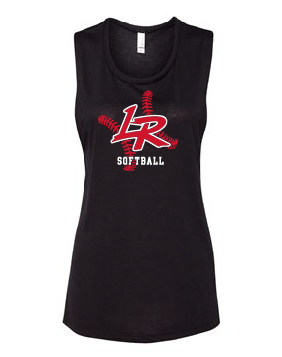 LR Stitches Muscle Tank