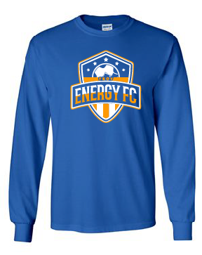 Cotton Long Sleeve - Energy FC