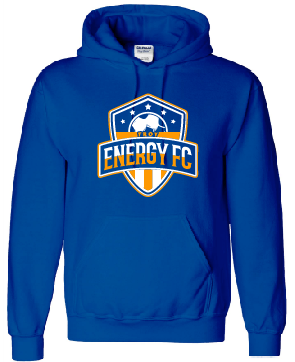 Cotton Hoodie - Energy FC
