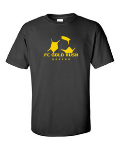 Cotton Short Sleeve - Gold Rush