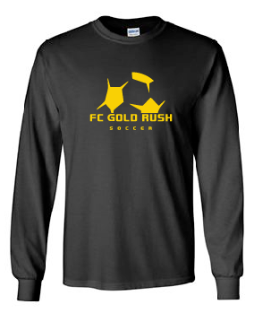 Cotton Long Sleeve - Gold Rush