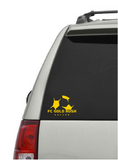 Car Decal - Gold Rush
