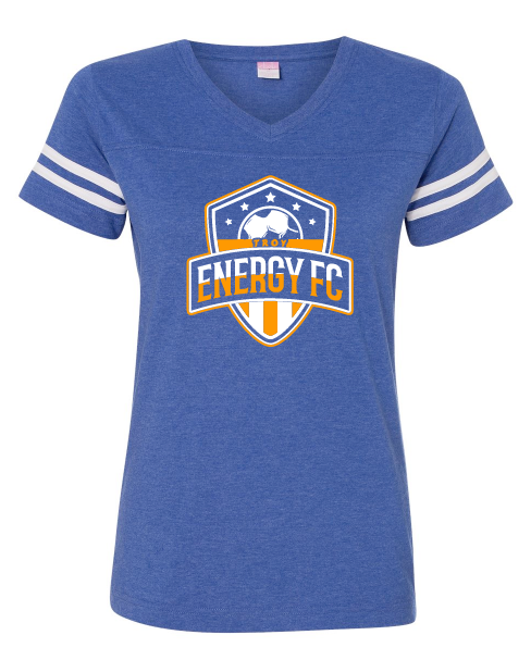 Ladies Stripe Sleeve - Energy FC