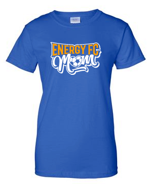 Energy Mom - Ladies Cut Tee