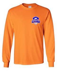 L/C Cotton Long Sleeve - Energy FC