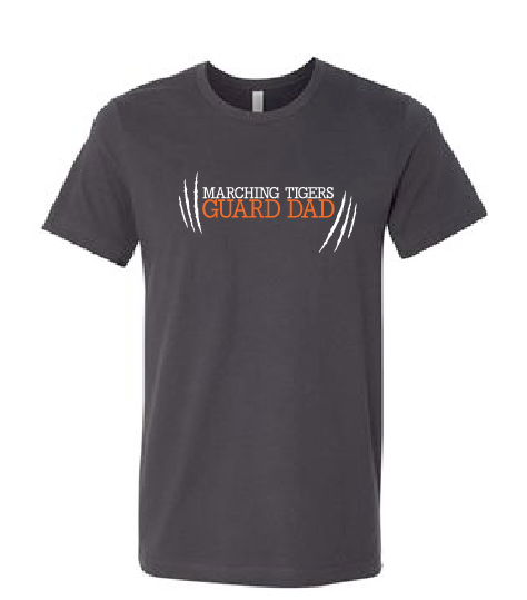 Guard Dad Short Sleeve - Marching Tigers