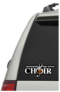 EHS Choir - Car Decal