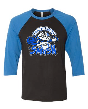 Baseball Sleeve Tee - Smash