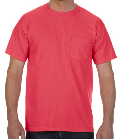 Comfort Colors Pocket Tee