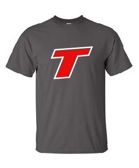Thunder Baseball T Cotton Tee [color options]