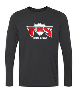 Performance Blend Long Sleeve - Track & Field