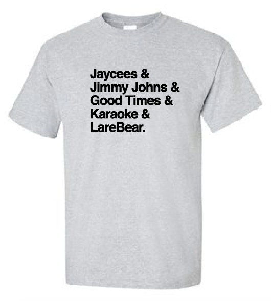 Larry Jones Tee