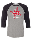 LR Stitches - Baseball Sleeve Tee