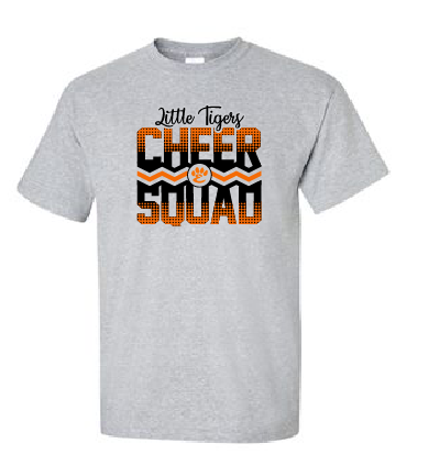 Cheer Squad - Short Sleeve